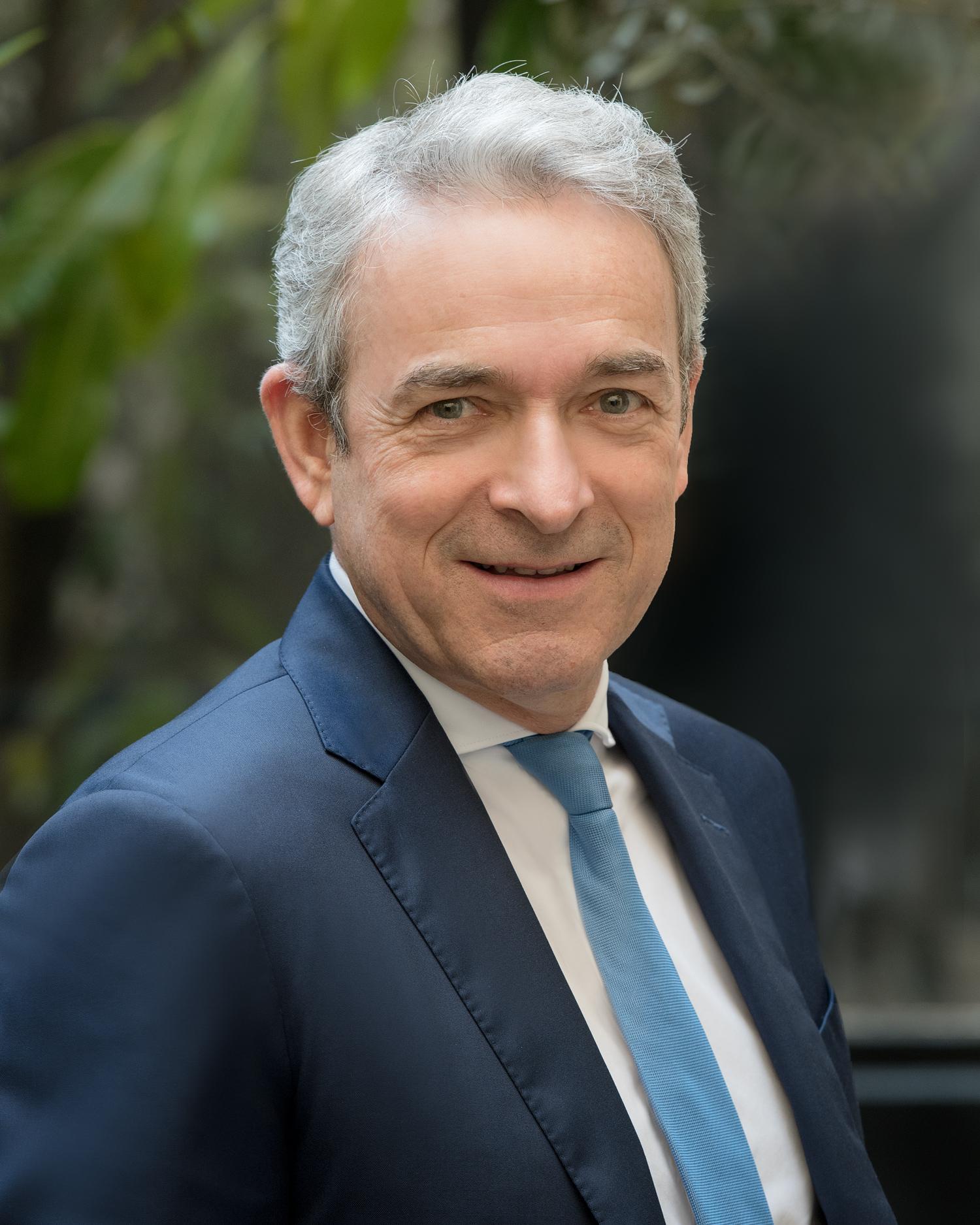 Bruno Dathis - Delachaux CFO