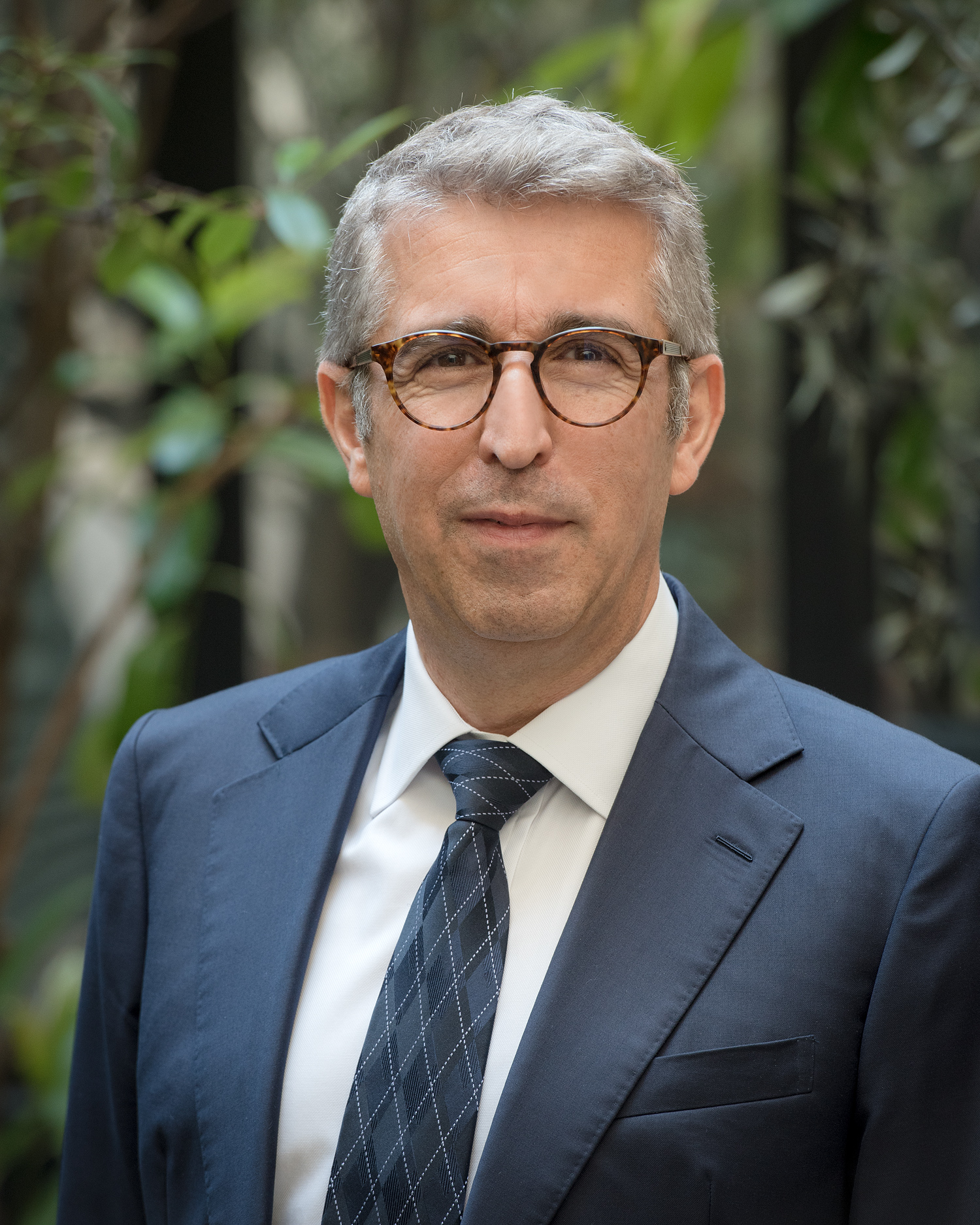 Fabrice Seewald - Pandrol CEO